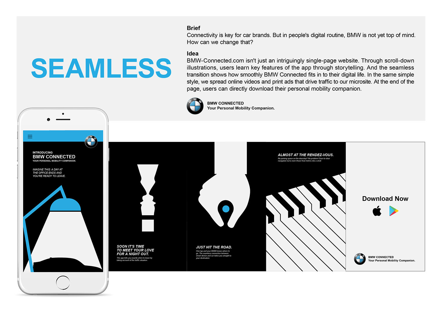 BMW Seamless – Door-to-door navigation - Miami Ad School | THE